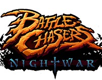 Battle Chasers NightWar Props