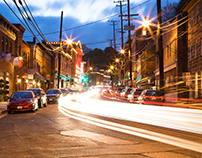 Night Photography I (Ellicott City)