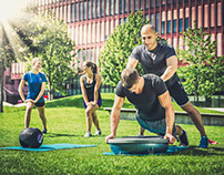 Fitness outdoor Hafencity