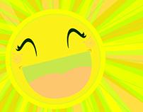 Sunshine! Spring!