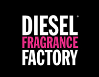 DIESEL FRAGRANCE FACTORY x ONLY THE BRAVE