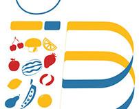 InstaBag Logo and Print Identity