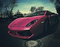 Lamborghini Mercurial