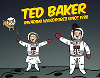 Ted Baker - Ted's out of this world