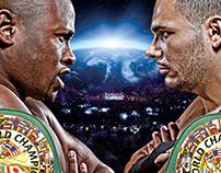 Boxing Flyer | Artwork