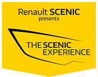 The Scenic Experience - Logo Animation -