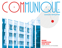 Editorial Design - Newsletter