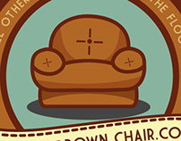 The Big Brown Chair Logo
