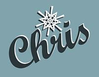 'Chris' Children's Book