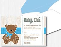 Chá de bebê | Baby Shower