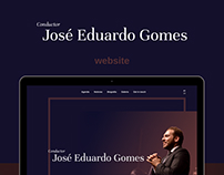 Website - José Eduardo Gomes