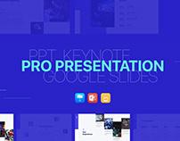 Free Pro Presentation - Smooth Animated