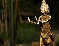 Wayang Golek (Sundanese puppet show