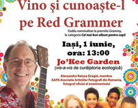 Event Red Grammer in Romania