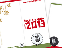 Greeting card - Fromageire Pierucci