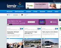 IzmirNews Şehir Portalı