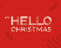 EDP Hello Christmas - Microsite