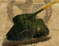 WWII Popaganda Poster campaign