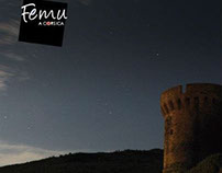 Greetings from Femu a Corsica - 2012