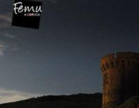 Greetings from Femu a Corsica - 2012