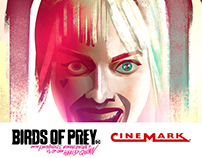CINEMARK - BIRDS OF PREY