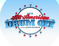 All-American Drum Off Promo
