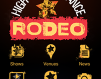 High Performance Rodeo App