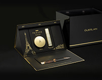 GUERLAIN PARURE GOLD PRESS KIT