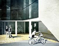 REFLECTION | Student housing | Milan 2013