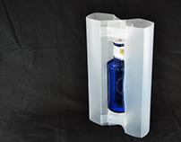 """Solar de Cabras"" Still Water Bottle Package Design"