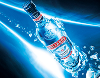Vodka Poliakov _ advertising campaign since 2006