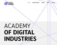 DigitalEdu - UI Visual Concept