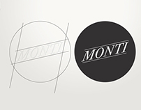 MONTI  / logo / website