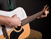 Guitar Resume