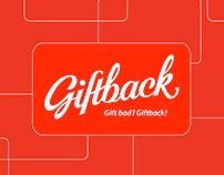 Giftback Logo Design