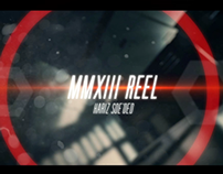 CODE NAME: ZAVIERO || REEL 2013