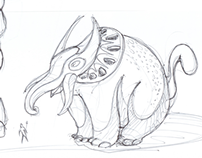 Random Sketches Vol 1
