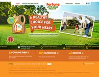 Fortune Rice Bran Health