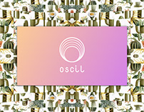 Oscil - Audio-Visual Web App