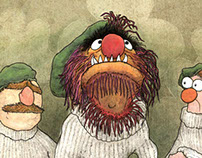 Muppets Sing Danny Boy