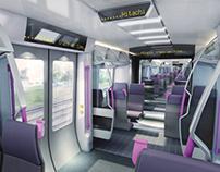 Hitachi: Cross Platform Interior Concept