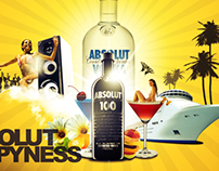 Absolut Happyness*