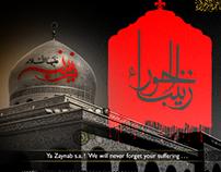 Hazrat e Zaynab bint Ali a.s