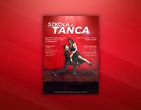 Dance school Poster
