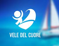 Vele del Cuore - Logo Design