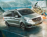 """Mercedes-Benz V-Class 