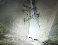 NYCanyonTower, architectural competition 2011