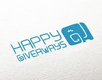 Логотип для Instagram-проекта Happy Giveaways