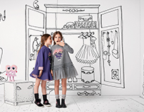 FENDI Kids collection Fall Winter 16/17
