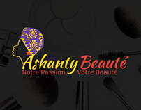 Ashanty Beauty | Logo Design For Beauty Saloon